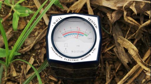 Điều chỉnh độ pH phù hợp là một trong những mẹo để cải thiện đất canh tác