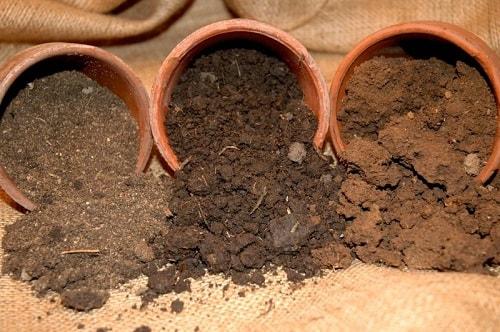 các loại kết cấu đất thường gặp